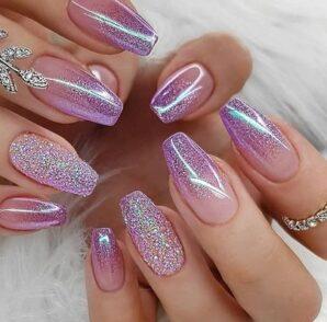 Стильные ногти — это необычно
