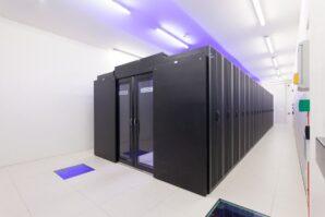 Сервер для обмена данными