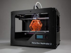 Cамостоятельное изготовление деталей на 3D принтере